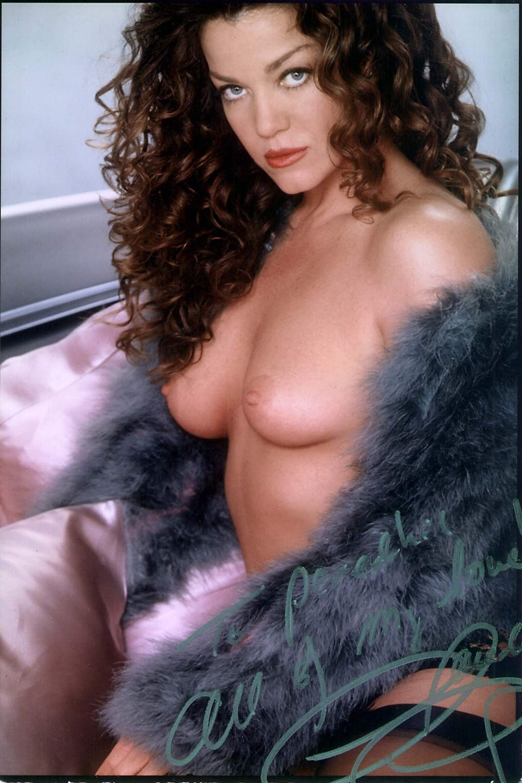 Claudia christian sex