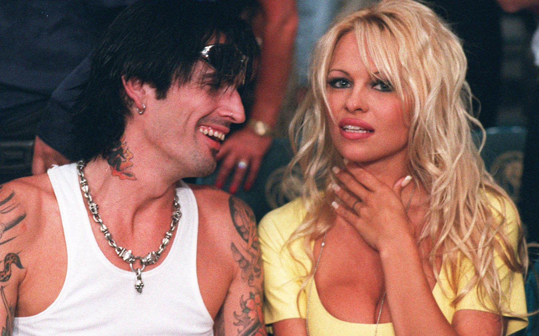 Pamela anderson tommy lee sex