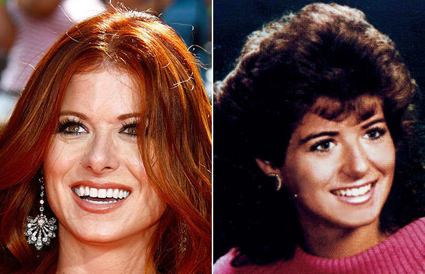 Debra messing fakes
