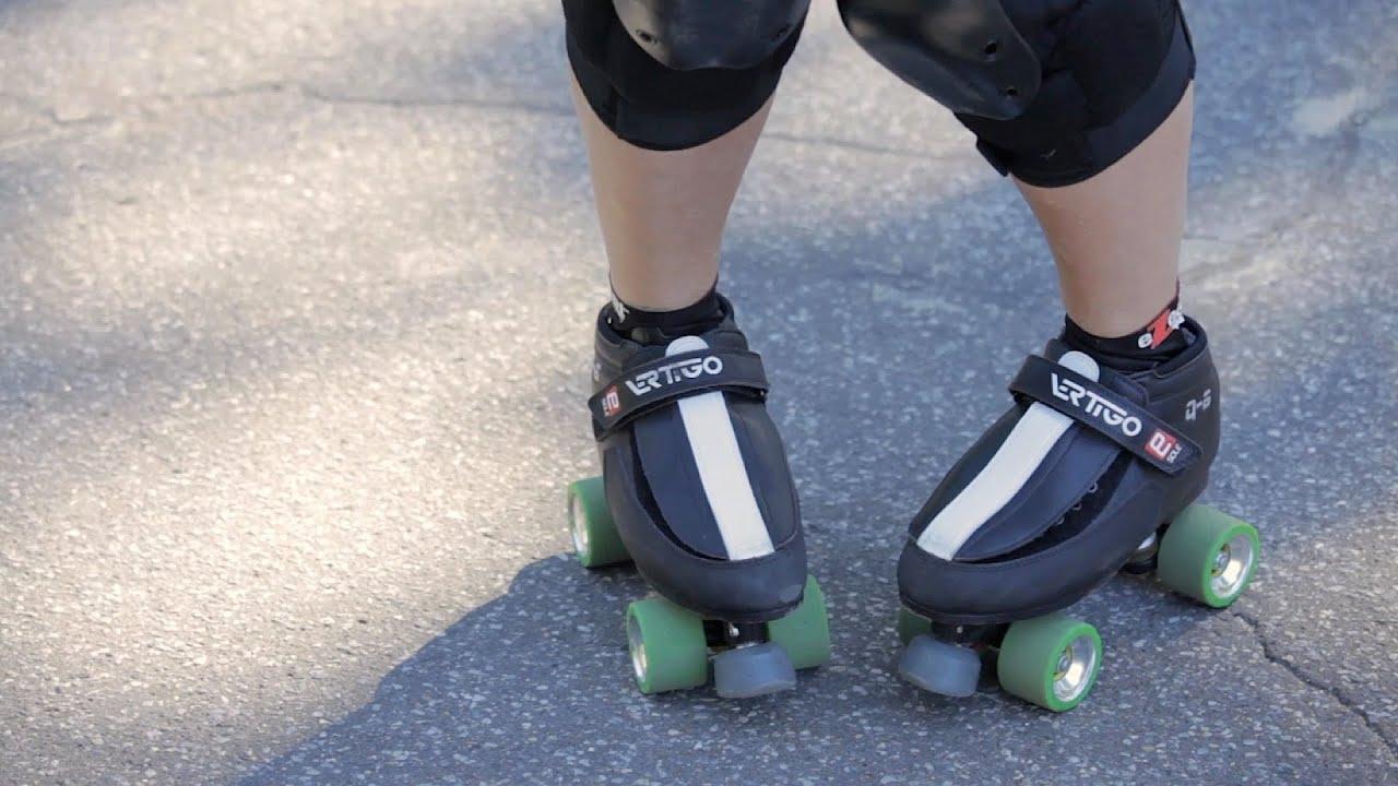 Straight skater boy feet
