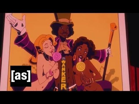 Adult swim cartoon porn