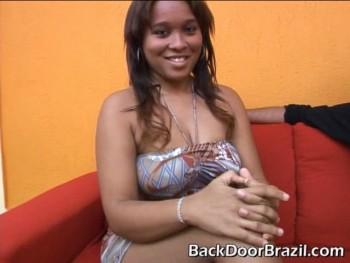 Brazilian painful anal porn