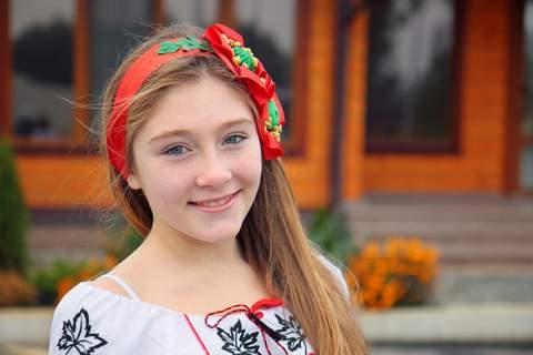 Ukrainian young ukraine girls