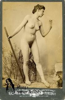 Vintage victorian nudes