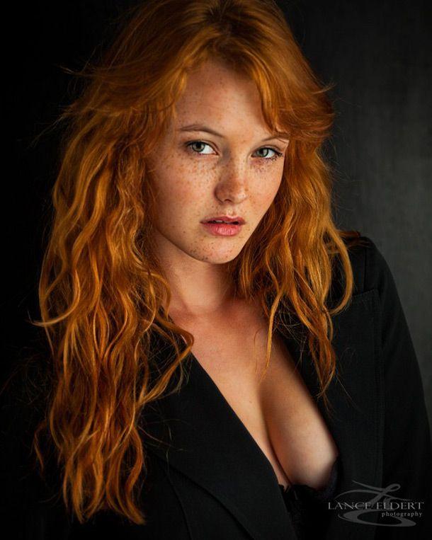 Cute redhead amateur