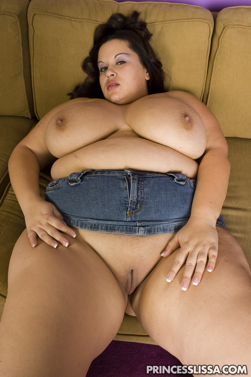 Bbw princess lissa ass