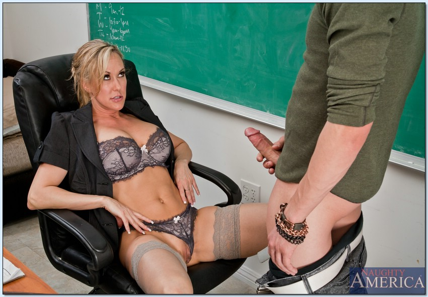 Hot milf sex teacher