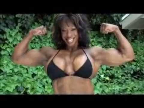 female with boobs big bodybuilders Hot