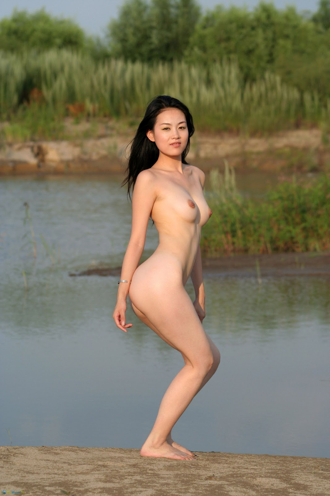 Tang fang metcn chinese nude art model