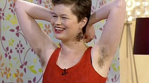 Mature bbw hairy armpit women