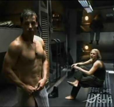 Coed locker room nude