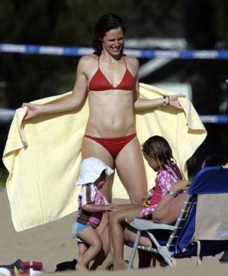 Jennifer garner bikini body