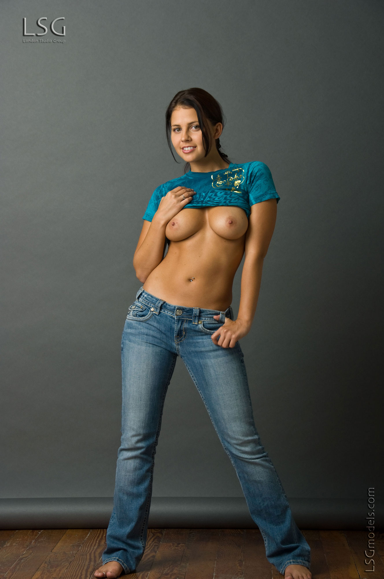 Topless jeans pictures galleries