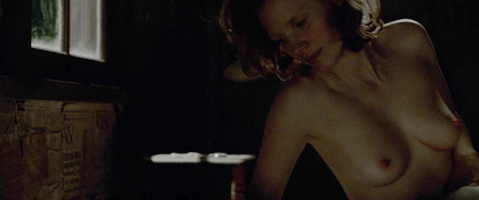 As jessica chastain nude