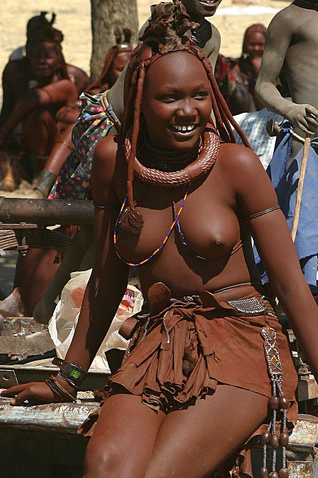 Topless nude tribes woman the