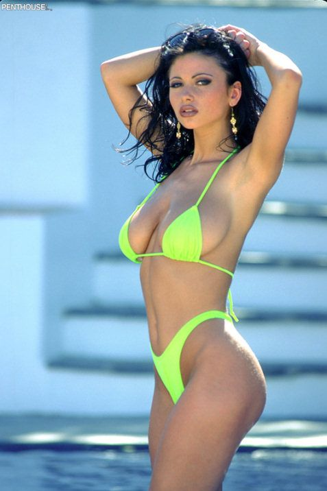 Veronica zemanova hot bikini