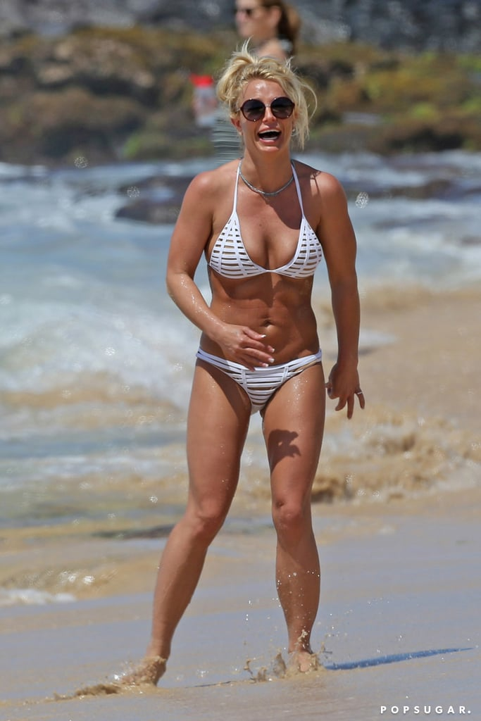 Britney spears bikini ass