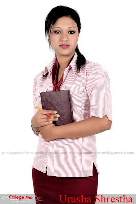 Nepali college girls