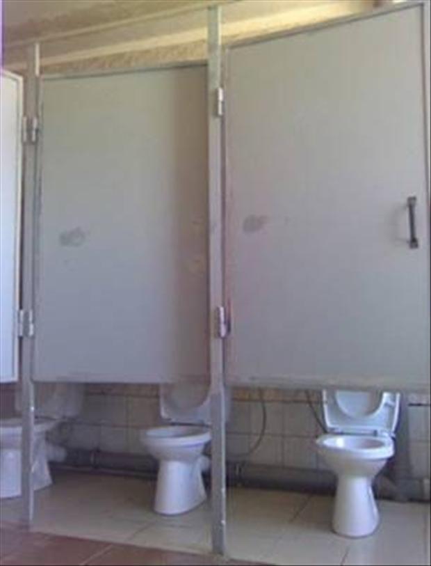 girl stall bathroom Amateur in