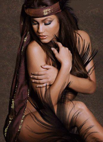 Jojo nude native american women