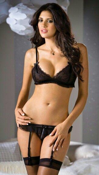 Hope dworaczyk lingerie