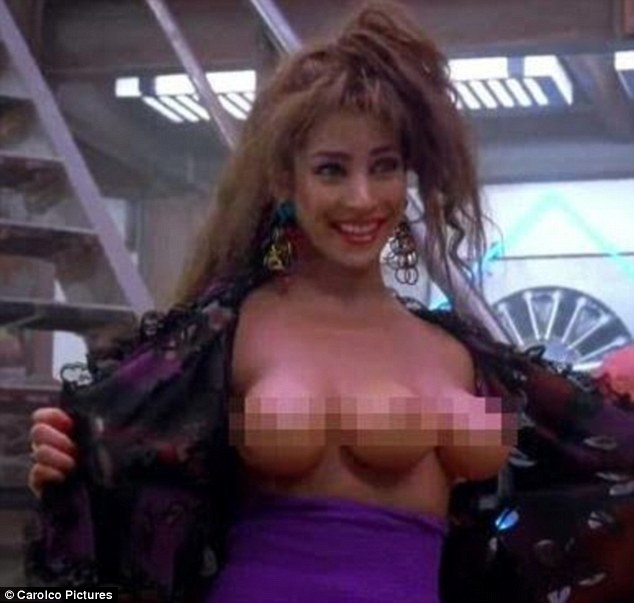 Porn sexy girl pics tron nude